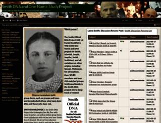 smithsworldwide.org screenshot