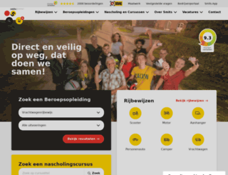 smitsopleidingen.nl screenshot