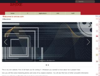 smixe.com screenshot
