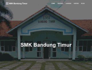 smkbandungtimur.sch.id screenshot