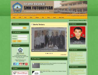 smkfutuhiyyah.sch.id screenshot