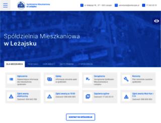 smlezajsk.pl screenshot