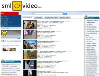 smlvideo.com screenshot
