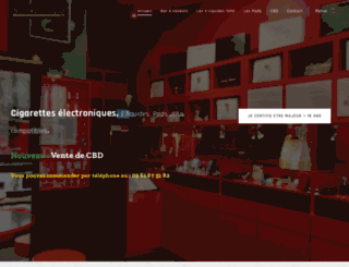 smoke-house.fr screenshot