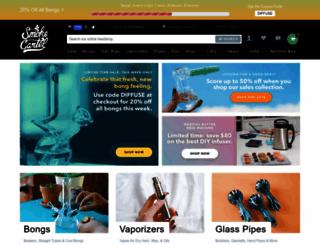 smokecartel.com screenshot