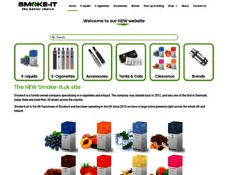 smokeitlondon.com screenshot