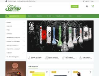 smokersplaza.com screenshot