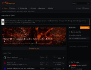 smokingmeatforums.com screenshot