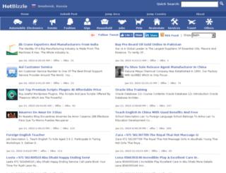 smolensk.hotbizzle.com screenshot