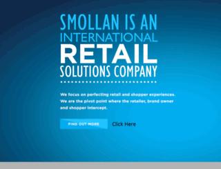 smollan.co.in screenshot