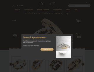 smoochrings.co.uk screenshot