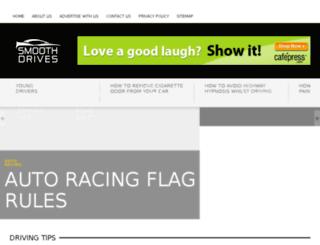 smoothdrives.com screenshot
