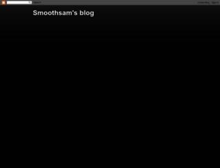 smoothx.blogspot.com screenshot