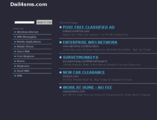 smpp.dail4sms.com screenshot