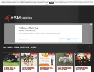 smrevolution.es screenshot