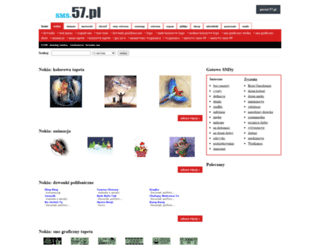 sms.57.pl screenshot