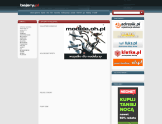 sms.bajery.pl screenshot