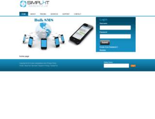 sms1.simplyitsols.com screenshot