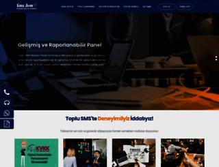 smsavm.com screenshot