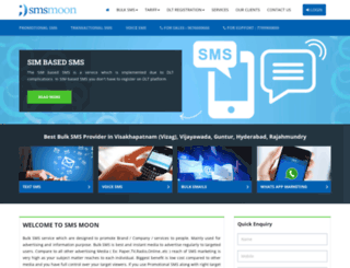 smsmoon.com screenshot