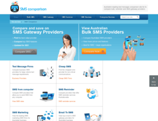smspup.com screenshot