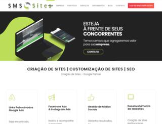 smssites.com.br screenshot