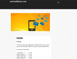 smstrailblazer.com screenshot