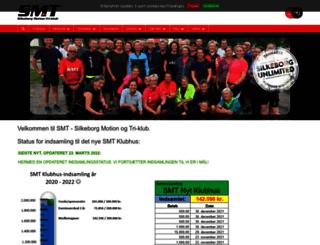 smt-silkeborg.dk screenshot