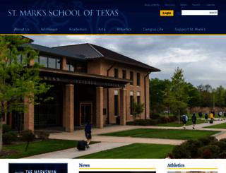 smtexas.org screenshot