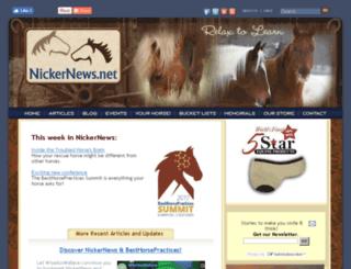 smtp.nickernews.net screenshot