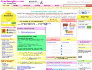 smtp3.broadwaybox.com screenshot