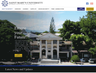 smu.edu.ph screenshot