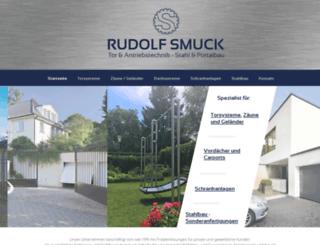smuck-tore.com screenshot