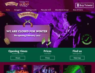 smugglersadventure.co.uk screenshot