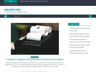 smugnet.org screenshot