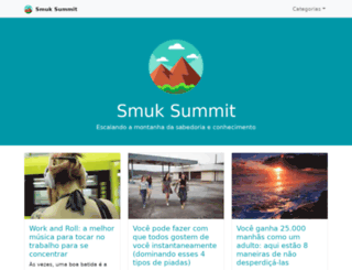 smuksummit.com screenshot