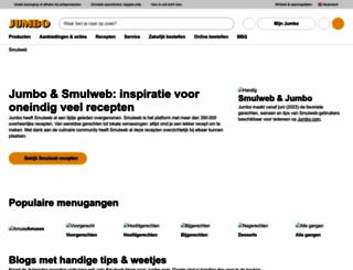 smulweb.nl screenshot