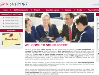 smusupport.com screenshot