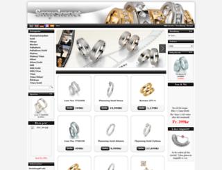 smyckenet.se screenshot