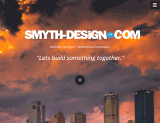 smyth-design.com screenshot