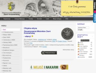 smzk.org screenshot