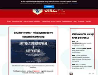 sn2.pl screenshot