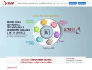 snap.com.br screenshot