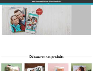 snapfish.ms screenshot