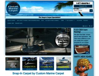 snapincarpet.com screenshot