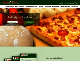 snappytomatopizza.co.uk screenshot