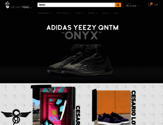 sneakerhead.com screenshot