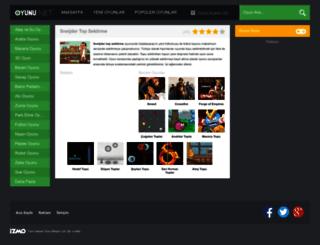sneijdertopsektirme.oyunu.net screenshot
