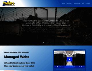 snerdey.com screenshot