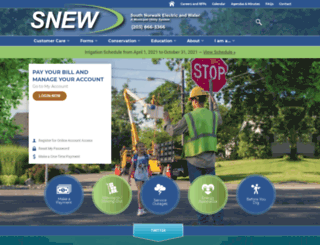 snew.org screenshot